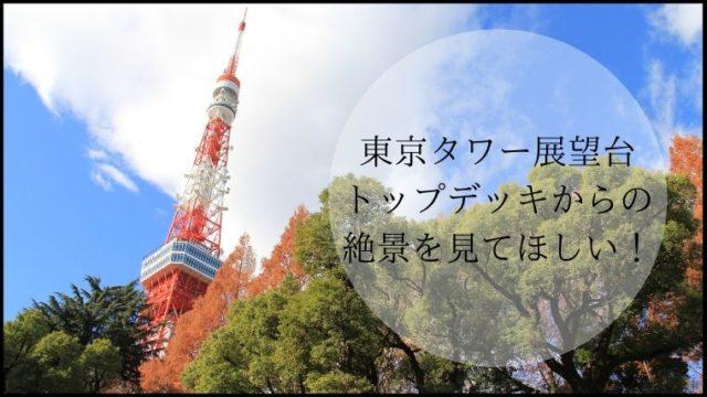 東京タワーを東京プリンスホテル近くから見た写真